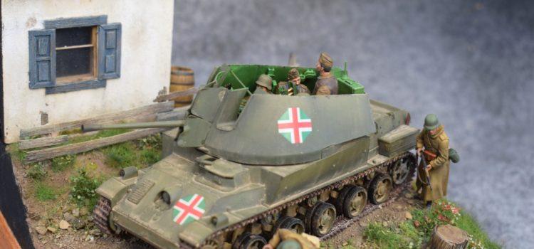 Honved M20 Nimrod – Urvy 1942