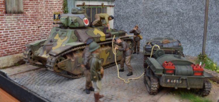 D2 du 19 BCC – Somme mai 1940